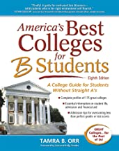 America's Best Colleges for B Students